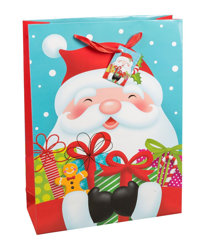 Geschenktasche Santa