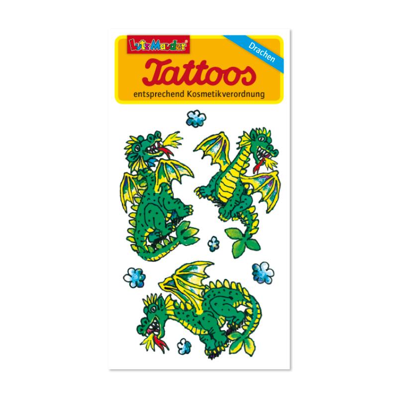 Tattoo Drachen