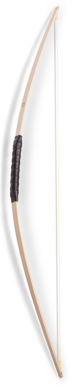 Esche-Sportbogen ca.114cm mit 3 Pfeilen (1202)
