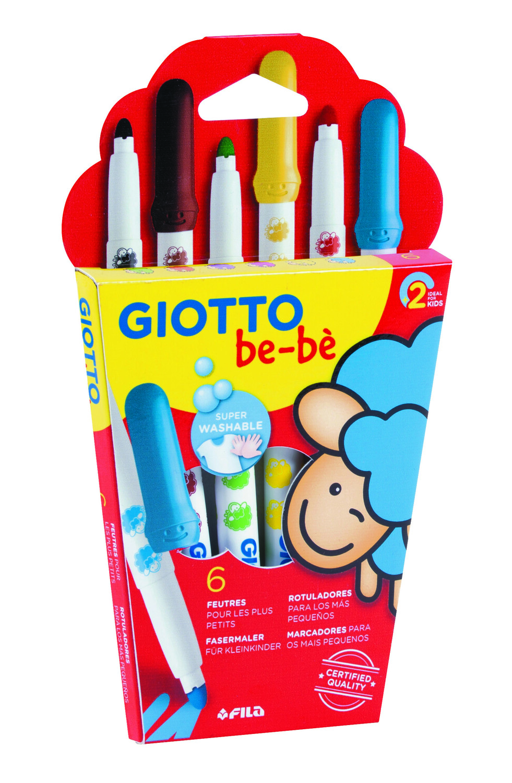 Giotto be-bè Superfasermaler