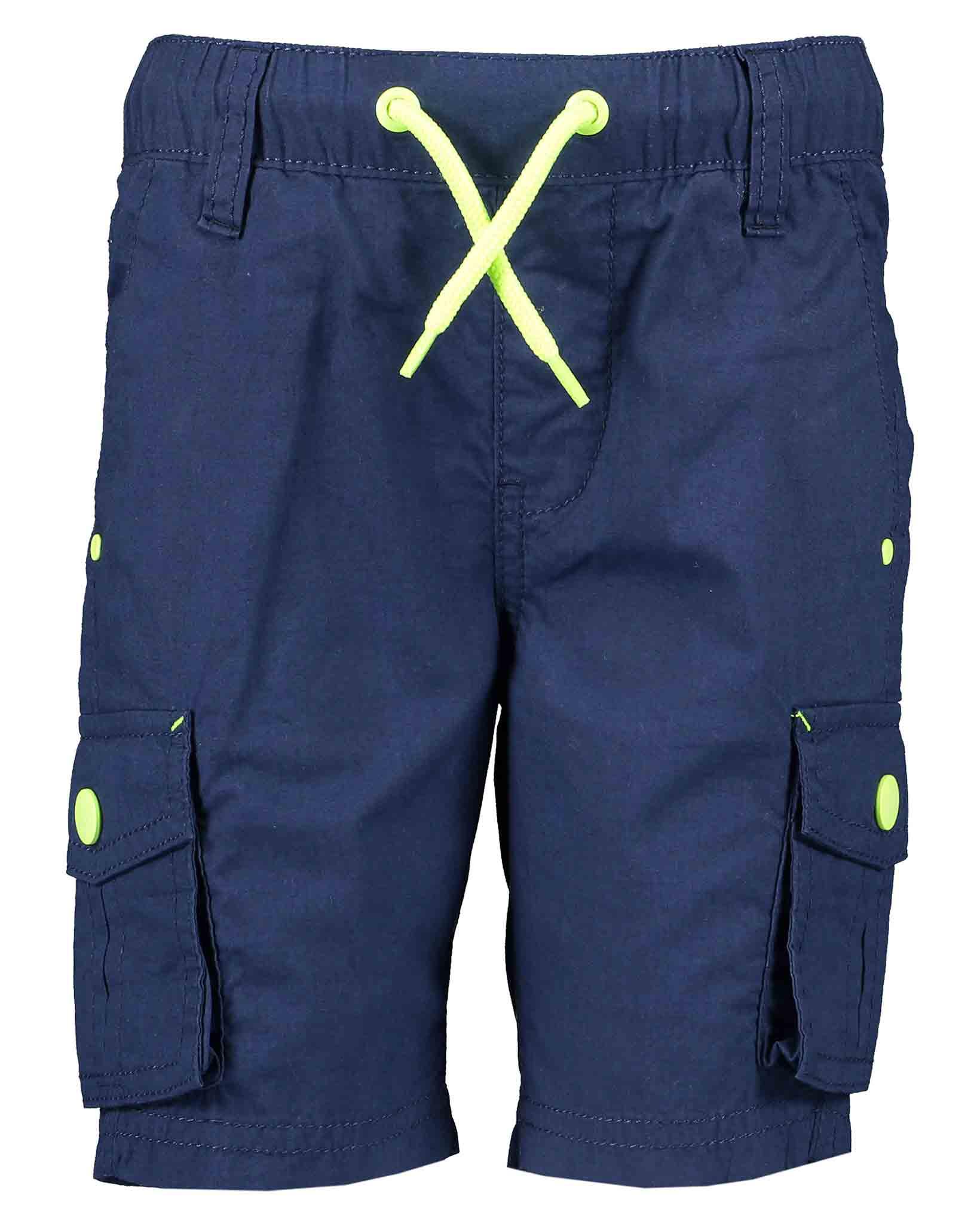Shorts 092 dunkelblau Blue Seven