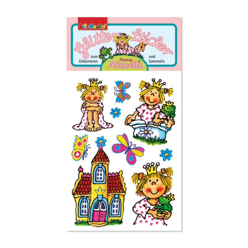 Glitter-Sticker Miabella 3