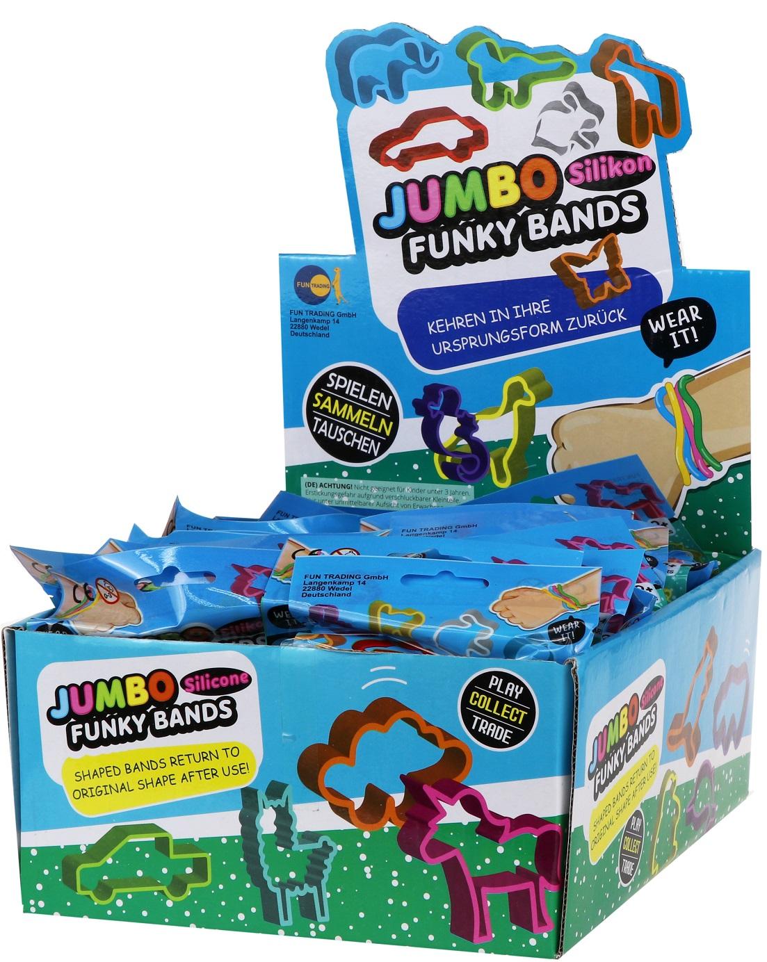 Jumbo Funky Bands