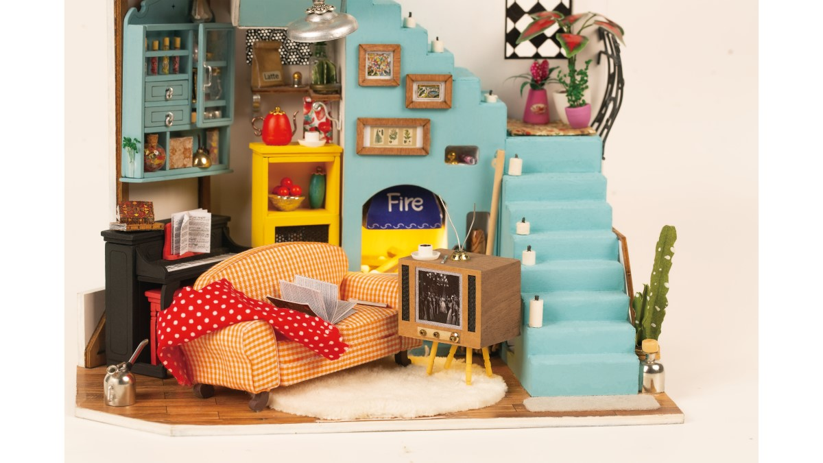 DIY House Joy´s Living Room